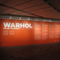 Andy Warhol at Louisiana Museum | installation shot