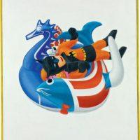 christa-dichgans-Stilleben-mit-Seepferd