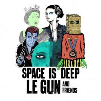 Space is Deep | exhibition poster