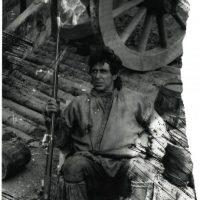 David Bailey, Uncharted - Al Pacino, 1985, unique silver gelatin print on glossy fibre paper, printed 2011-2013, ©David Bailey